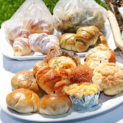 南箕輪村 手作りパン